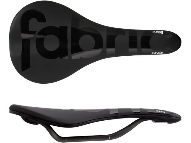 Fabric Scoop Pro Team Flat Saddle black/black